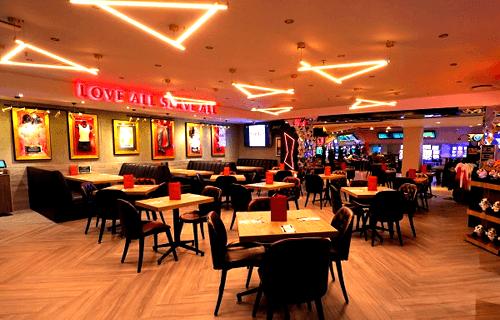 Hard Rock Cafe Sun City