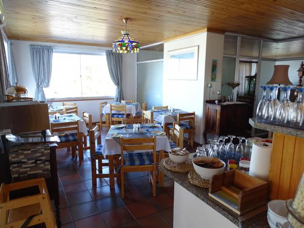 Dining at Big Skies Guesthouse