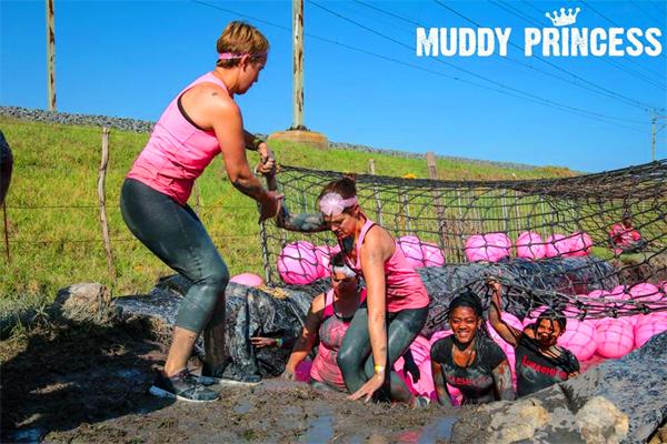 Muddy Princess Joburg