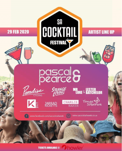 SA Cocktail Festival 2020