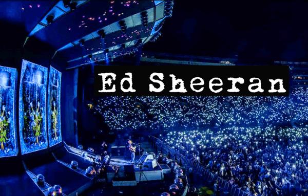 Ed Sheeran Live - South Africa