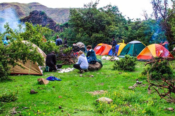 Machache-Qiloane Falls Hiking - Maseru