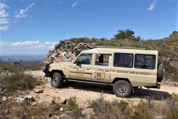 Alan Tours 4 x 4 Safaris, Port Elizabeth, South Africa