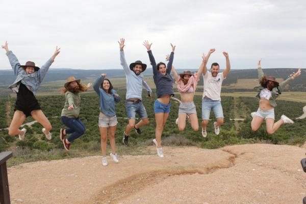 Big 7 Safaris Happy Campers