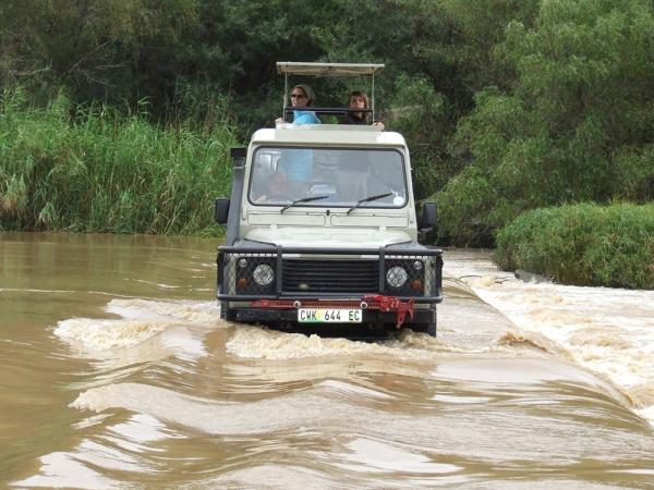 4 x 4 Safaris with Alan Tours, Port Elizabeth, South Africa