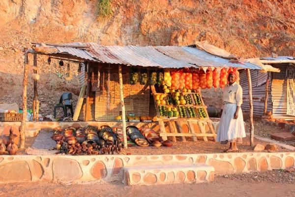 African Markets with Alan Tours