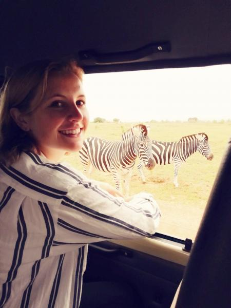 Zebras with Alan Tours