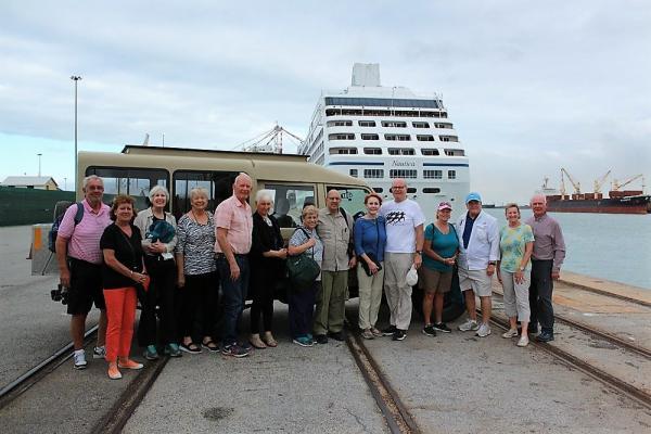 Shore Excursion with Alan Tours