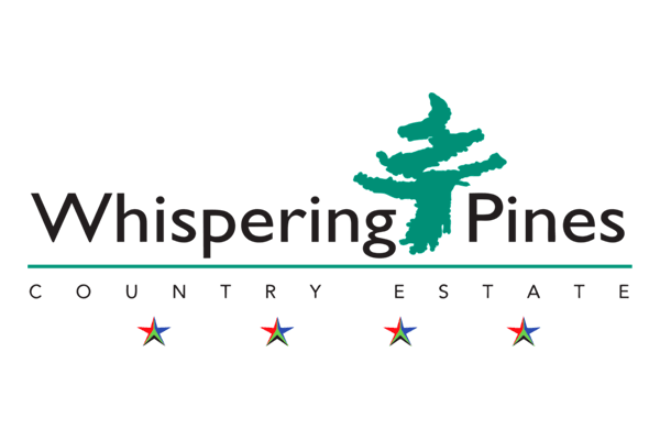 Whispering Pines Country Estate Logo