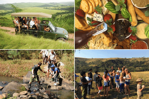 Game Drives & Activities