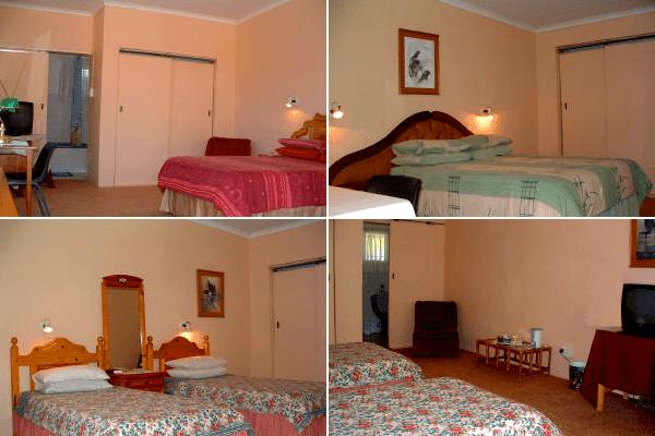 Waenhuis Standard Rooms - 12 Rooms