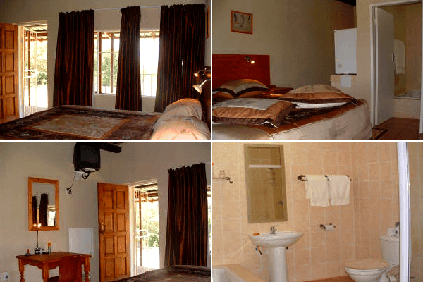 Waenhuis Superior Rooms - 4 Rooms