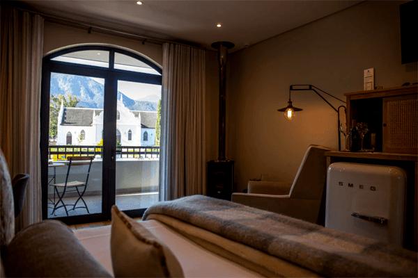 Guest House Franschhoek