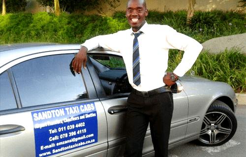 Sandton Taxi Cabs