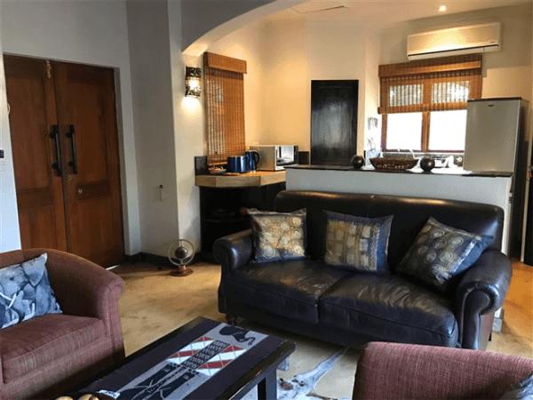 Accommodation at Raptor's Lodge