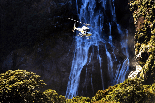 Adventure Helicopter Flight