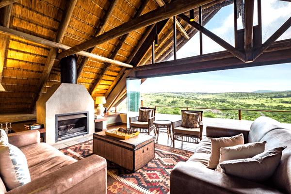 Accommodation at Mavela Game Lodge