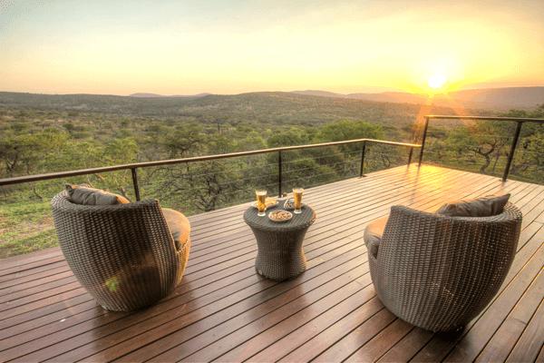 Relax at Mavela Game Lodge