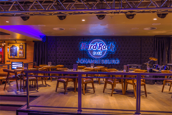 Hard Rock Cafe Johannesburg