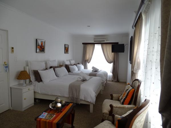 Rooms at Big Skies Guesthouse