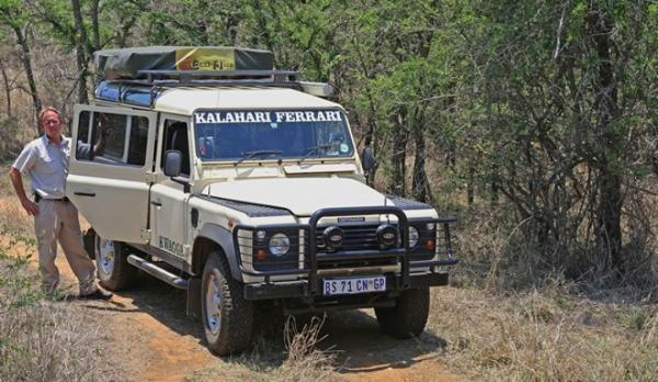 Safaris with Apex Tours & Safaris