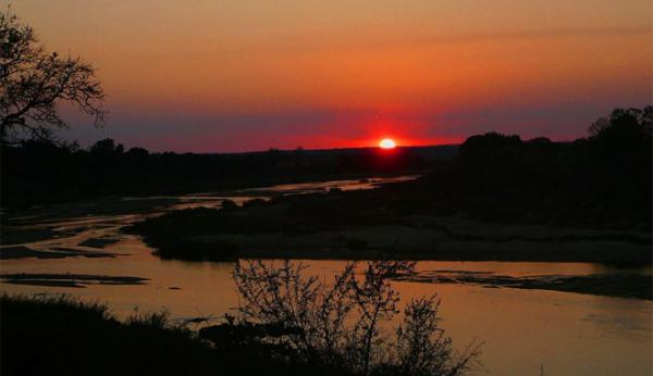 Sunset with Apex Tours & Safaris