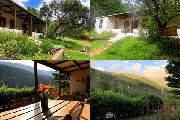 Frog Mountain Getaway - Nguni Cottage