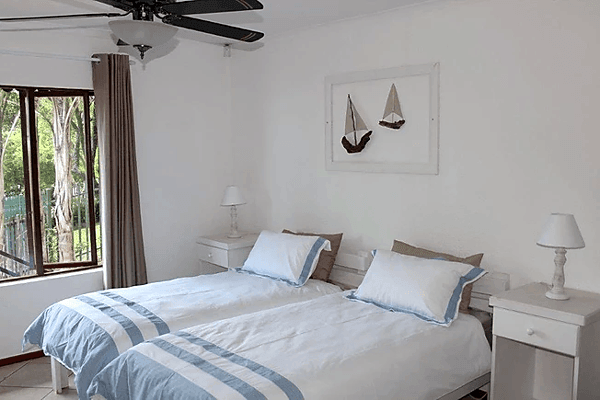 Lower Letsatsi Bedroom