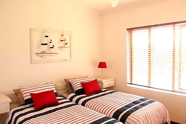 Upper Letsatsi Bedroom