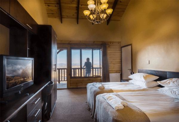 Rooms at Tiffindell Ski Resort