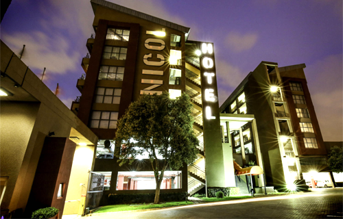 The Nicol Hotel & Apartments
