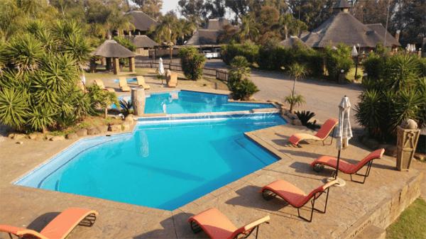 Swimming Pools at Bushman's Rock Country Lodge