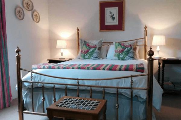 Bedroom at Glen Avon Farm