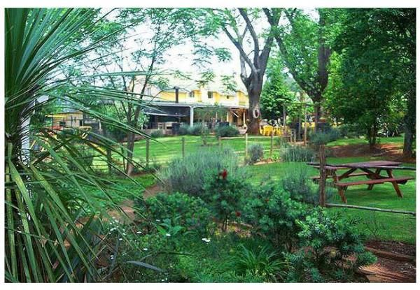 Gardens at Hebron Haven Hotel and Conference Centre