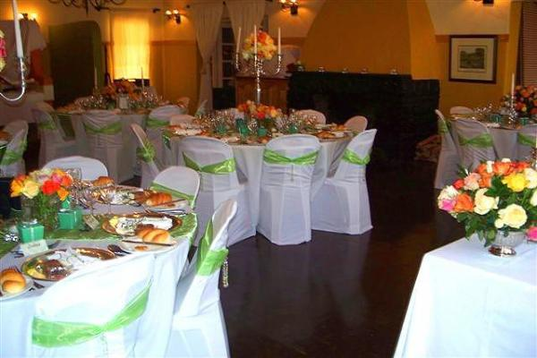 Weddings at Hebron Haven Hotel and Conference Centre