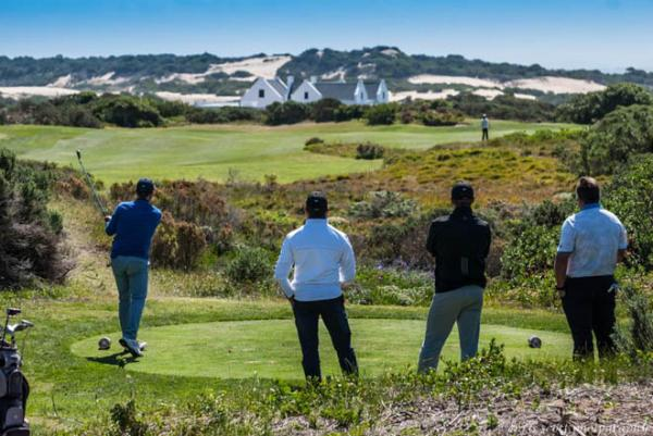 Golfing at Milkwood Country Cottage