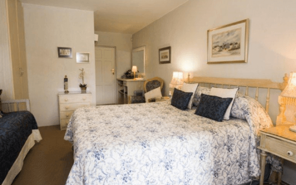 Room at Milkwood Country Cottage
