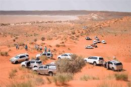 Kalahari Goerapan