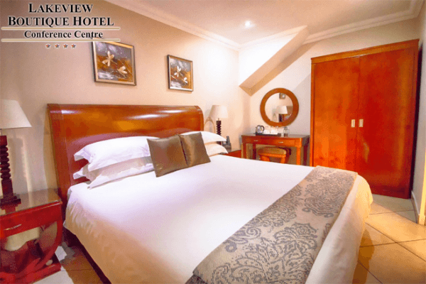 Room at Lakeview Boutique Hotel