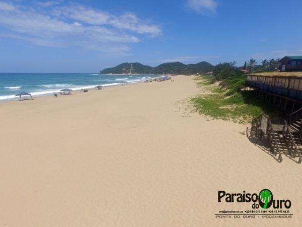 Beach at Paraiso do Ouro Resort