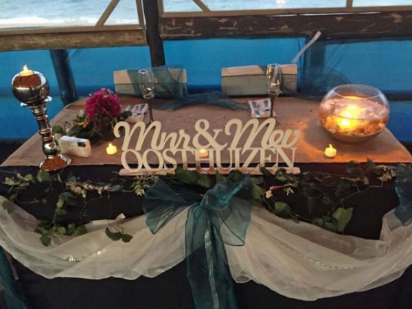 Weddings at Paraiso do Ouro Resort