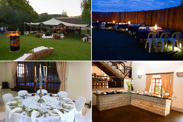 Aloe Grove Guest Farm,  Function Venue