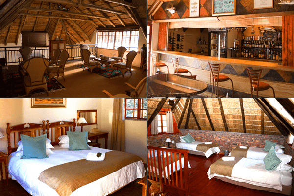 Aloe Grove Guest Farm, Accommodation
