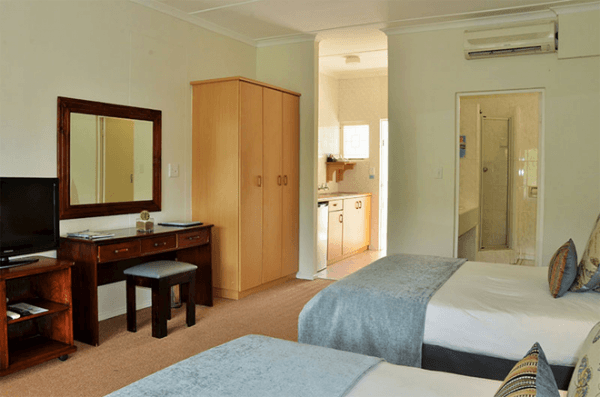 Room at The Estuary Hotel and Spa