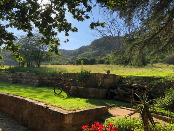Gardens at Imla Guest Farm
