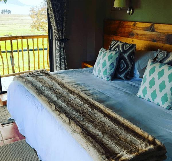 Room at Imla Guest Farm