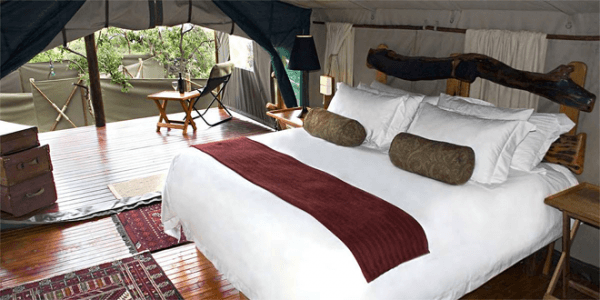 Accommodation with Ultimate Adventures