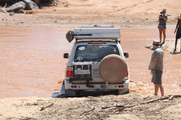 4x4 tours with Ultimate Adventures