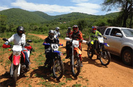 Zulu-Safari Motorcycle Adventure Tours