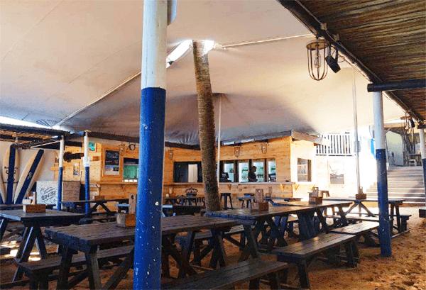 Beach Bums Restaurant